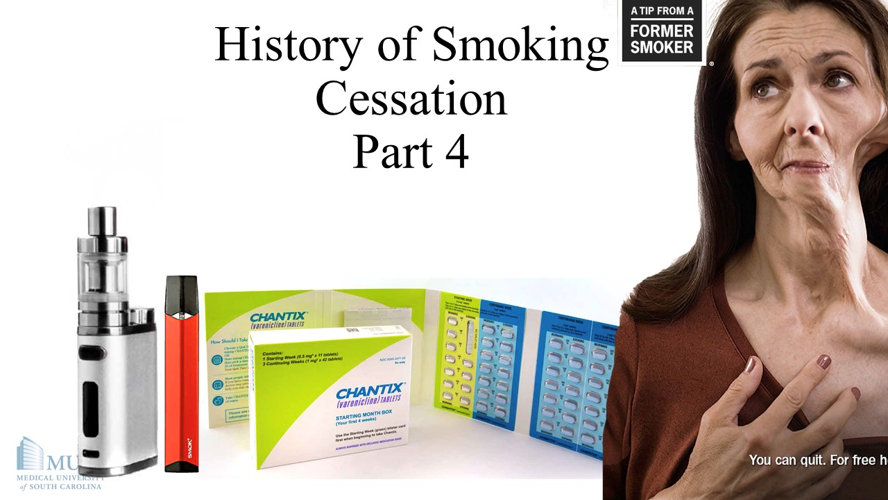History of Smoking Cessation Part 4